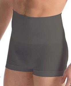 Calzoncillo boxers con faja para hombre farmacell gris