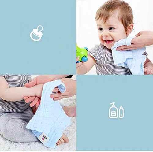 Gasas de algodon para bebes