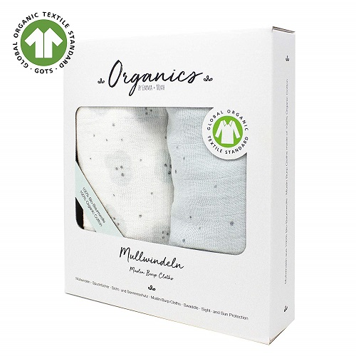 Muselina 100 algodon organico