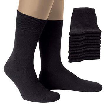 Calcetines de algodón 100 hombre