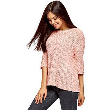 Jerseys de algodón 100% para mujer finos y gruesos para primavera, verano, otoño e invierno